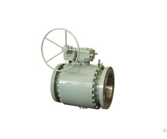 Ansi Forged Trunnion Ball Valve