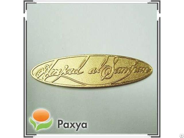 Extrusion Metal Nameplate