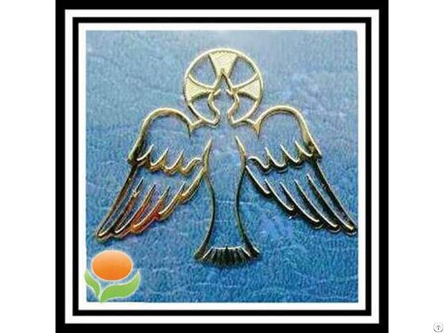 Electroformed Nickel Sticker Personal Design