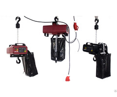 Stage Simple Electric Chain Hoist