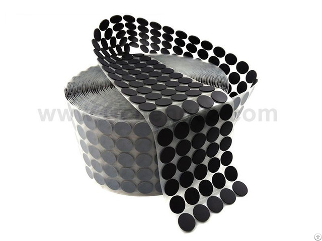 Original Products Black Bumpon Feet Pads 3m Adhesive Tape Protective Rubber Dots
