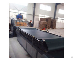 Semiautomatic Corrugated Cardboard Flute Laminating Machine