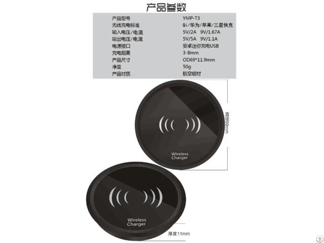 Wireless Charging Scheme X3