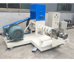 Dry Fish Feed Pellet Machine Manufacturer
