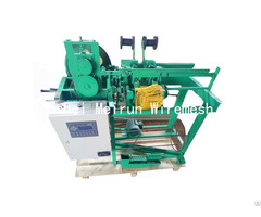 Double Loop Tie Wire Machine Industrial Automatic Equipment