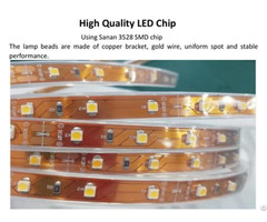 High Quality Box Mobile Phone Cabinet 3528 Casing Low Voltage Led Light Strip Wholesale