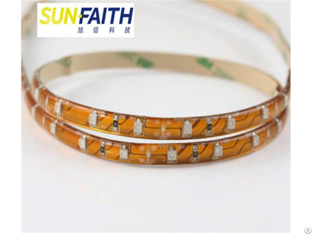 High Quality Hot Selling Showcase Decoration 12v Sealant 2835 Light Strip Wholesale