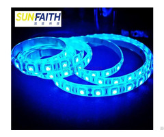 High Quaity Factory Price Led Sky Blue Motorcycle Decoration 5050 Sealing Light Strip