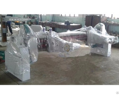 Electric Shaftless Mill Roll Stand For Kraft Paper