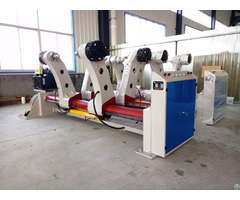 Hydraulic Shaftless Mill Roll Stand For Kfraft Paper Reel