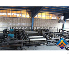 Pvc Gloves Production Line Unpowered Beading Machine