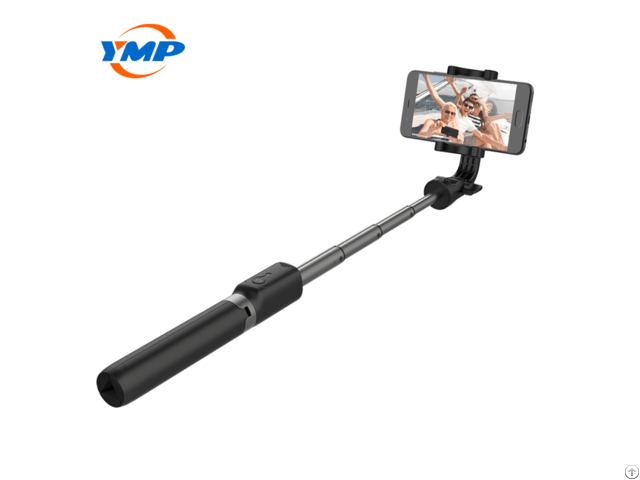 Light Weight Selfie Stick With Bluetooth Remote Support Oem Odm