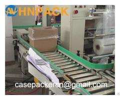 Auto Bag Inserter Ce Inserting Machine