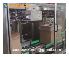 Ce Approval Auto Bag Inserting Machine For Margarine Product Filling