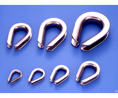 Thimble Rigging Hardware Stainless Steel