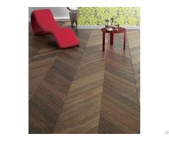 Oak Chevron Engineered Flooring Ab Grade