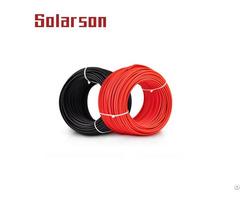Dc1500 1000v Tuv Solar Pv Cable