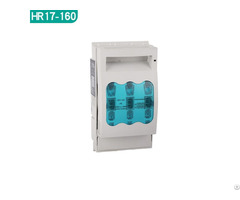 Hr17 400 Low Voltage Disconnect Switch With Fuse 400a