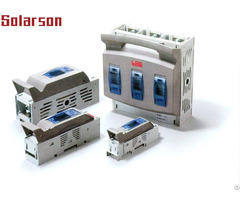Din Horizontal Nh Fuse Switch Disconnectors