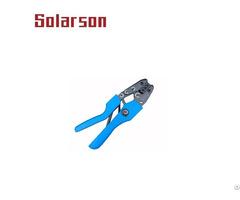 Mc4 Crimper For Solar Pv System Crimping Tool