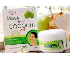 Masks From Coconut