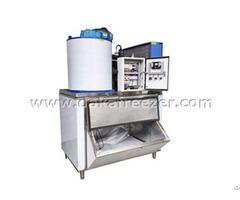 Flake Ice Machine 1 5t 24h