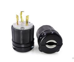 Nema L6-30 Us Male Nema Plug Twist Lock Locking Plug 30a 250v