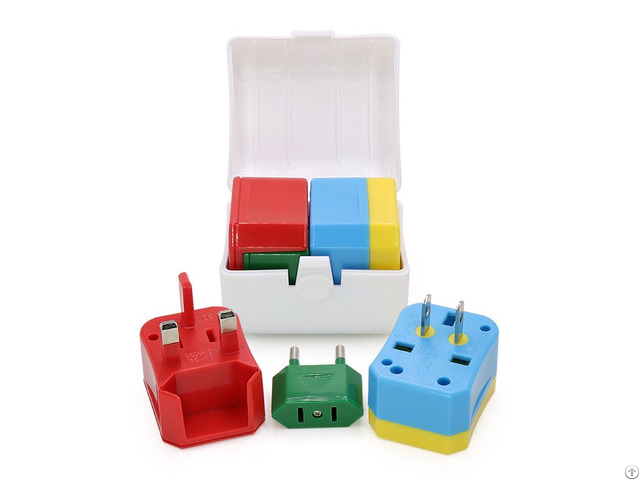 Universal Travel Adapter All In One