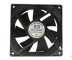Jsl Factory Direct Supply Plastic Hot Sale Dc Axial Fan Industrial 9225