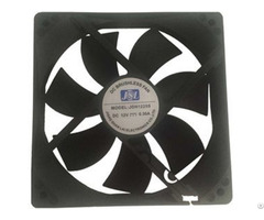 Jsl Factory Direct Supply Plastic Hot Sale Dc Axial Fan Industrial 1225