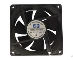 Jsl Factory Direct Supply Plastic Hot Sale Dc Axial Fan Industrial 8025