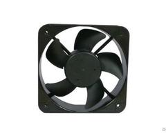 Jsl Factory Direct Supply Metal Housing Hot Sale Dc Axial Fan Industrial 8020