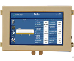 Siur Console For Petrol Stations And Storage Depots
