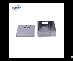 High Demand 5 Axis Cnc Machining Aluminum Natural Anodized Parts