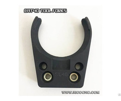 Cat40 Cnc Accessories Tool Holder Forks Atc Cradle Plastic Replacement