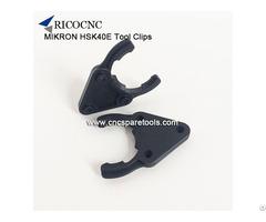 Hsk40e Tool Holder Forks For Mikron Cnc Hsm Xsm Changer