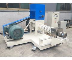 Fish Feed Extruder Machine Manufacturer
