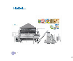 Baby Powder Rice Wheat Flake Production Line
