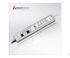 Ac To Dc 24v 36w Ce Constant Voltage Led Electronic Transformer