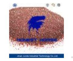 Garnet Sand For Sandblasting Oil And Gas Pipselin