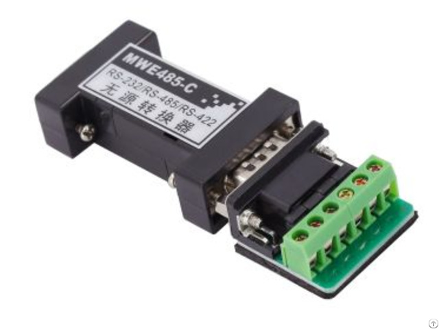 Industrial Serial Converter Rs232 To Rs485 With Db9 Connector