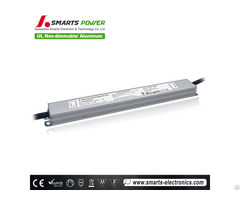 Ul Slim Type Class 2 24v 5a 96w Constant Voltage Led Power Supply