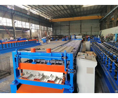 Floor Decking Forming Machine For Sale