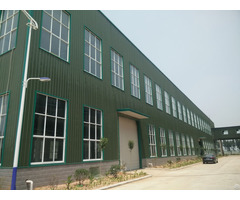 Low Cost Use Of Various Environmental Steel Structure Building Warehouse Garage Workshop