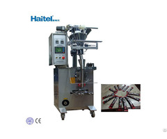 Vertical Liquid Jam Packing Machine Back Side Sealing