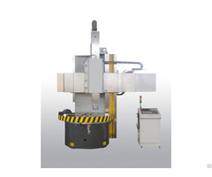 China High Quality Cnc Vertical Turret Lathe Machine Manufactory Mill Plant Works