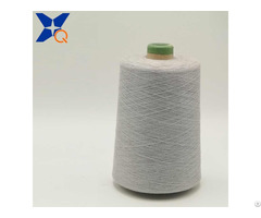 Ne32 2ply 20% Stainless Steel Staple Fiber Blended80% Polyester Metal Conductive Xtaa001