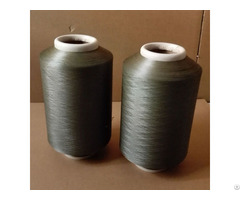 Copper Plated Cus Nylon 6 Dty Conductive Filaments 70d 24f For Anti Bacteria Socks Beddings Xt11148