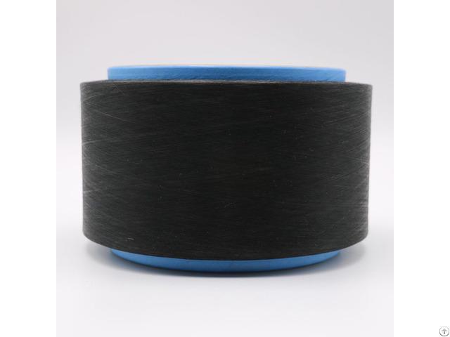 Conductive Carbon Inside Nylon Fiber Filaments 20d 1f Esd Yarn For Gloves Xtaa017