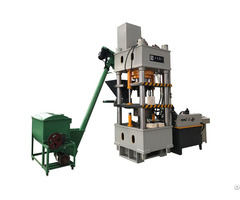 Hydraulic Press Animal Mineral Licking Salt Block Making Machine